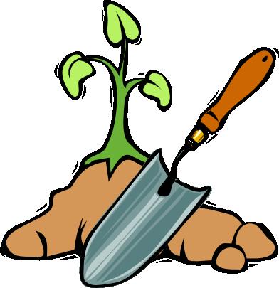 gardening plant shovel