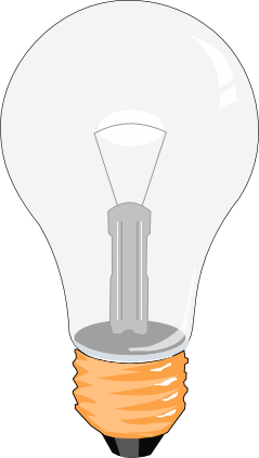 Electric lightbulb lamp