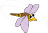 dragonfly bug moschito architetto fran 01 clip art