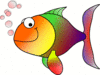 fish happy fish clip art