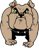 mean bad doggie clip art