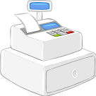 Office Supplies cash register 2
