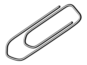 Office Supplies paper clip