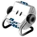 Office Supplies rolodex 2
