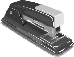 Office Supplies stapler