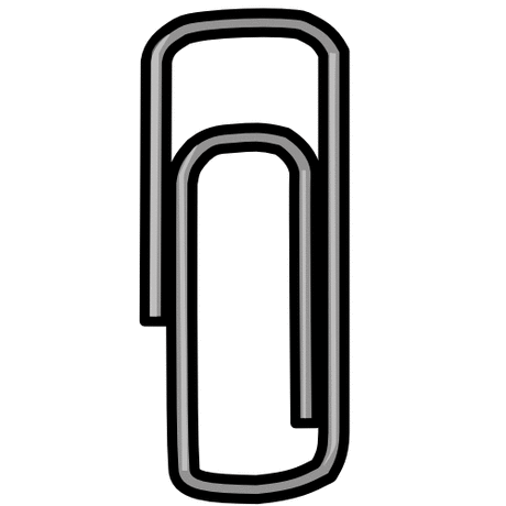 Office Supplies paperclip