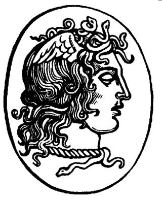 Mythical medusa