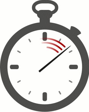 running stopwatch 1