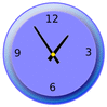 analog clock 02 clip art