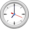 wall clock 1 clip art