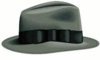 Trilby clip art