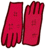 gloves sm clip art
