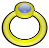 large ring clip art