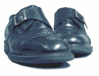 leather shoes clip art