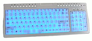 lighted keyboard 3
