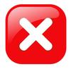 error button 1 clip art