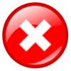 error button 2 clip art