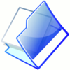 http://www.pdclipart.org/albums/Computers/thumb_open_folder_blue.png