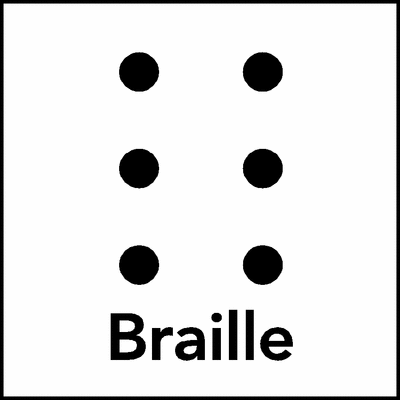 disability braill