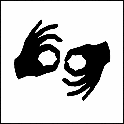 disability sign language