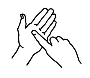 sign language british l