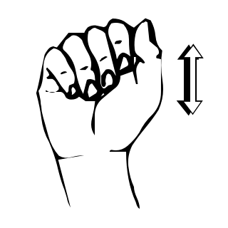 sign language german a diaeresis