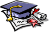 mortar board clip art