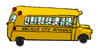 school bus 12 clip art