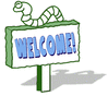 welcome green 1 clip art