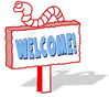 welcome red 1 clip art