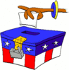 election ballot box 2 clip art
