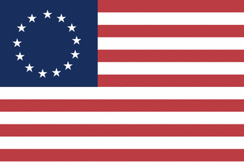 usa betsy ross historic