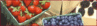 berries banner clip art