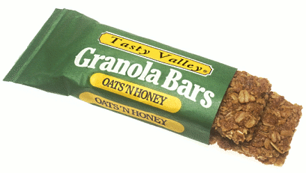 granola bar picture