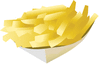 french fries 1 clip art