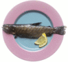 grilled fish clip art