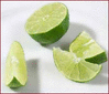 lime wedges clip art