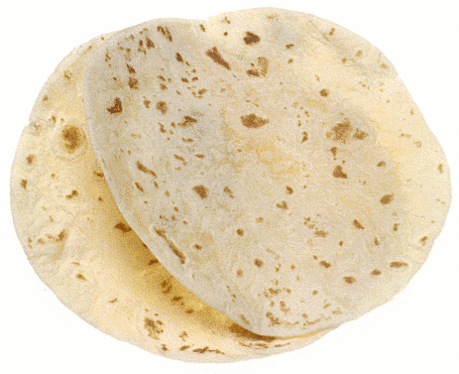 soft tortilla