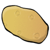 potato 7 clip art