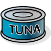 tuna can clip art