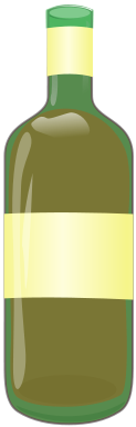 wine bottle 2