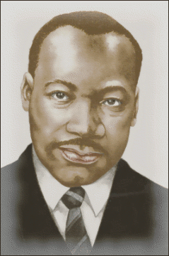 African American M L King