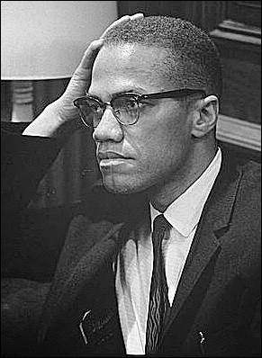 African American Malcolm X