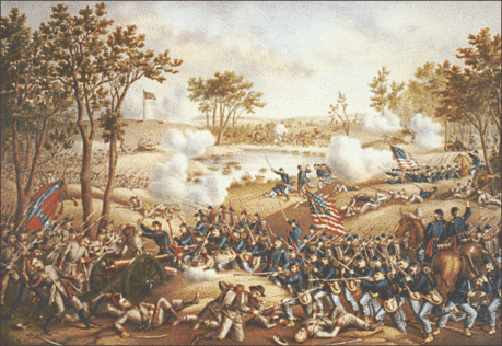 Battle battle of Cold Harbor