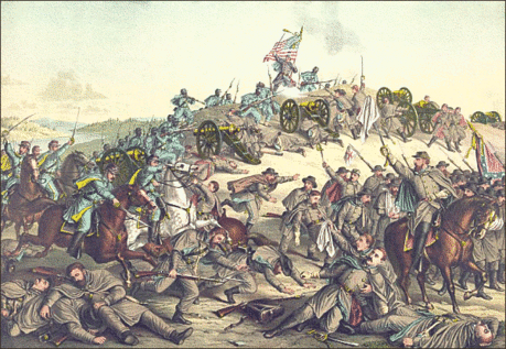 Battle battle of Nashville