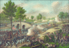 Antietiam Battle of Antietam 2 clip art
