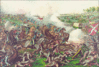 Battle battle of Five Forks clip art