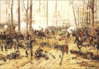 Battle battle of Shiloh clip art