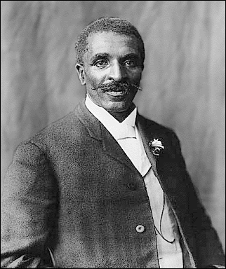 George Washington Carver BW