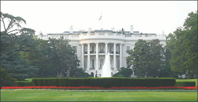 White House south side